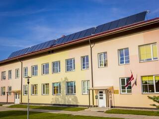 Solarcollectors forheatingsupport