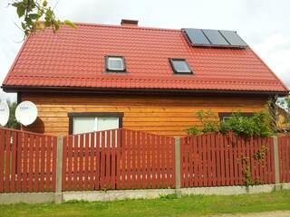 Provision of hot water in Kuldiga