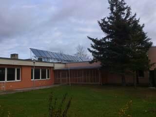 "Solar collector system in Gluda kindergarten ""Taurenitis"", Nakotne"