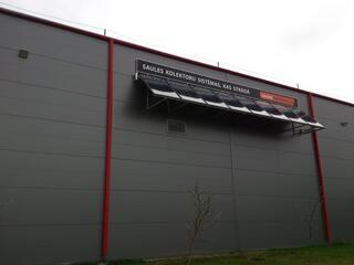 Saules kolektoru sistēma, SLO Latvia